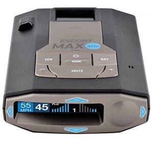 Escort 010037-1 Max 360C Radar Detector
