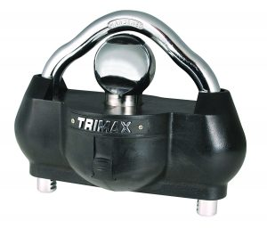 Trimax trailer hitch